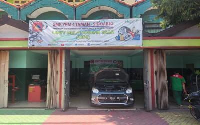 Unit Pelayanan Jasa (UPJ) SMK YPM 4 Taman
